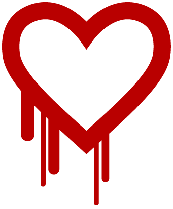 heartbleed logo
